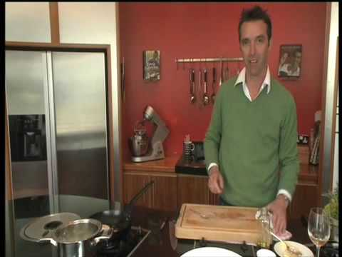 Kevin Dundon Recipe: Pan Fried Monkfish