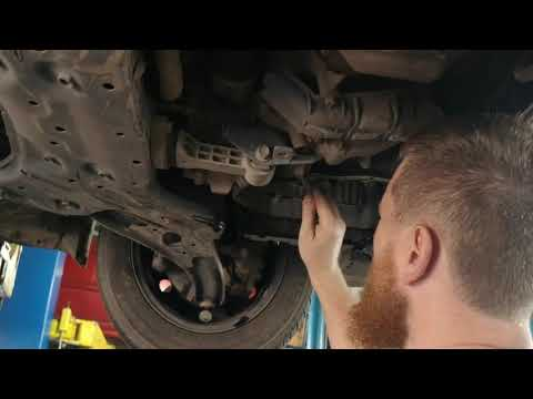 Ремонт АКПП A4CF1 (Hyundai Accent)
