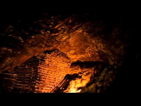 Falu Koppargruva / Falu Copper Mine.