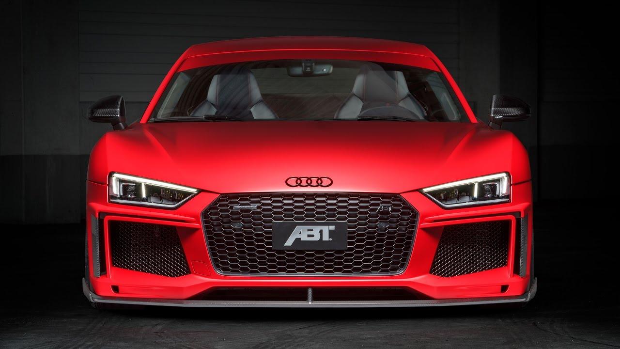 Audi R8 - ABT Sportsline