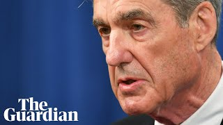 Robert Mueller testimony to Congress on Trump and Russia – watch live
