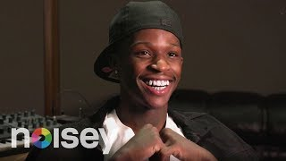 Quando Rondo on UGK, The Breakfast Club, and Family Guy - The Noisey Questionnaire of Life
