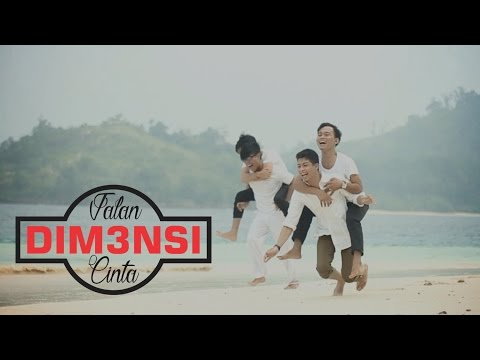 Dim3nsi - Jalan Cinta (Official Video Music)