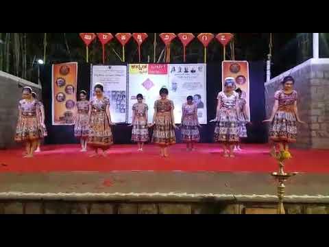 Lokada Kalagi and Kande Parashivana dance