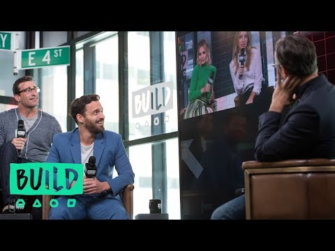 """The Men Of """"Tag"""" Answer A Fun Question From Their Female Co-stars!"""