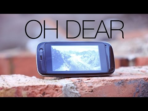 The WORST Phone in the World EVER?