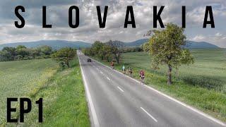 В Словакию на велосипедах   Велопутешествие в Европу из Киева в Кошице   Slovakia Trip, ep1