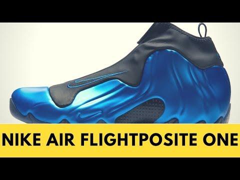 sale retailer 7f5fa e50d9 Repeat The Nike Air Flightposite One Is Releasing In Dark Neon Royal ...