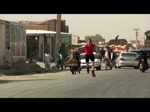 The Extreme Tourist: Rollerblading in Kandahar