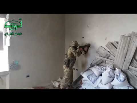 Syria War - The third day of the battle Aleppo Aleppo wing of the movement of Ahrar Sham