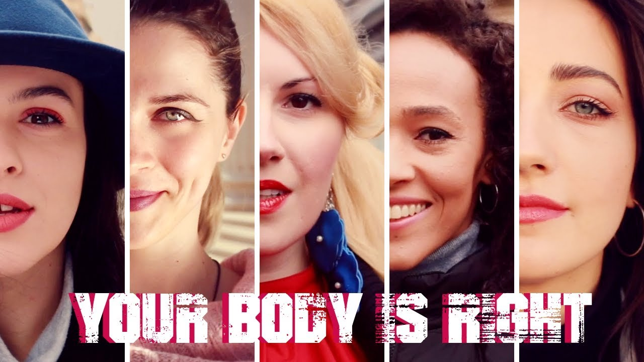 Your Body is Right | Worldwide Campaign by TEYXO