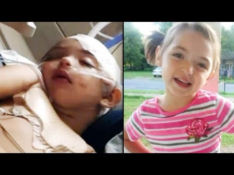 5-Year-Old Arkansas Girl Fights for Her Life After Dresser and TV Fell on Her