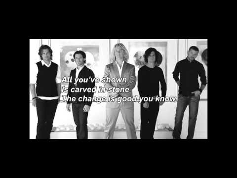 Collective Soul - Am I Getting Through (Lyrics Video)