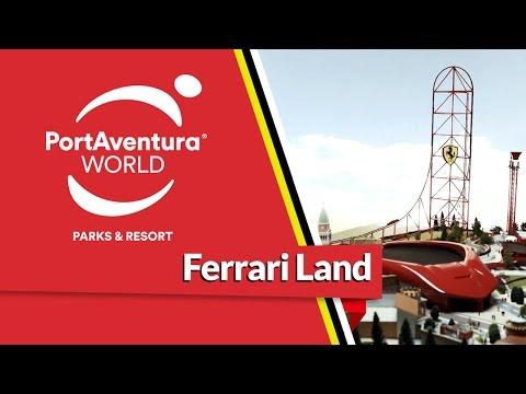 Ferrari Land Guide 2019 Du Parc Ferrari De Portaventura Billets Promos Séjours Vidéos Etc