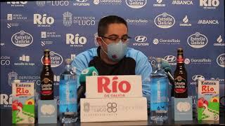Video Diego Epifanio RP previa Leche Río Breogán Leyma Coruña 2021