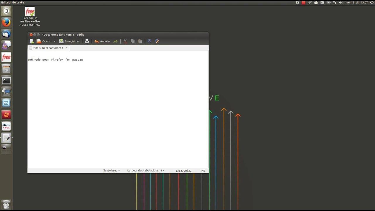 Ajouter Un Raccourci Web Dans Le Lanceur Unity Sous Ubuntu