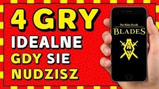 4 NOWE, KOZACKIE GRY na TELEFON  (w tym: SKYRIM Mobile)