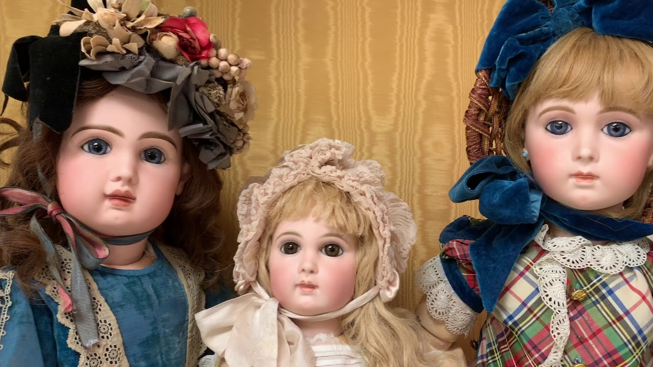 QUICK PEEK INTO TURN OF THE CENTURY ANTIQUES | DOLL SHOP IN DENVER, COLORADO