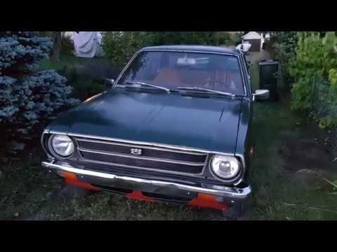 1976 toyota corolla ke30 2 door sedan start up youtube. Black Bedroom Furniture Sets. Home Design Ideas