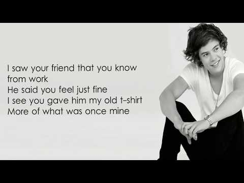 Harry Styles From the Dining Table Karaoke