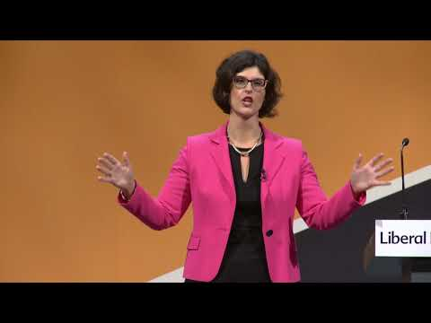 Layla Moran's speech to Liberal Democrat Conference September 2017