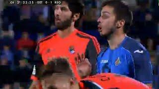 Video Full Pertandingan Getafe vs Real Sociedad