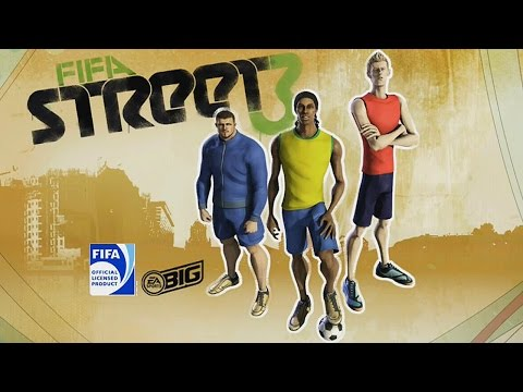 FIFA STREET 3 - DIBRANDO NO FUTEBOL DE CARTOON ?? (Gameplay PS3/X360)