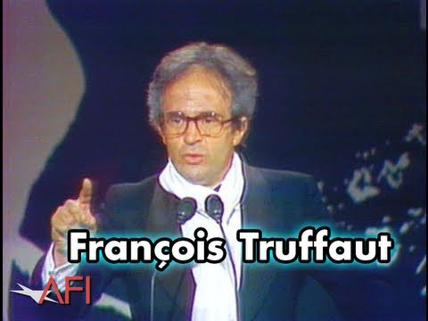 François Truffaut Salutes Alfred Hitchcock at AFI Life Achievement Award