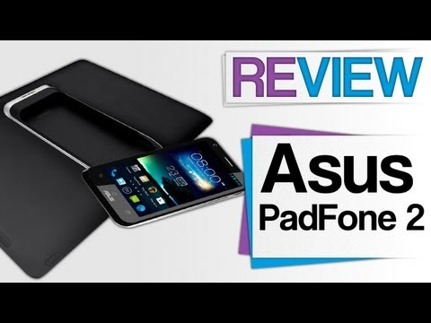 Asus PadFone 2 LTE Review - Smartphone Test - deutsch/german