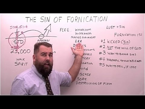 The Sin of Fornication
