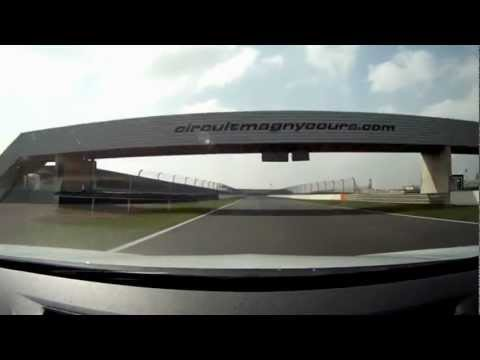 magny cours avec le clio v6 passion youtube. Black Bedroom Furniture Sets. Home Design Ideas