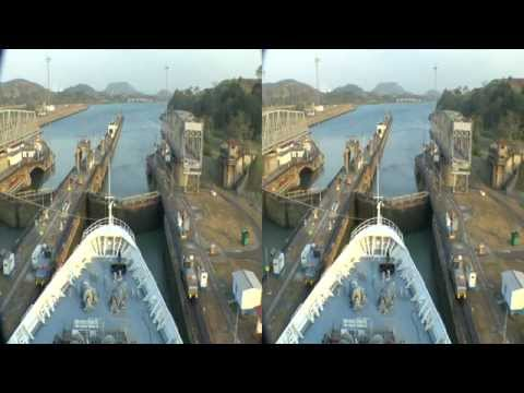 Panama Canal Cruise aboard Legend of the Seas Part 1