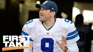 Max Kellerman Stages Intervention For Tony Romo Fans | Final Take | First Take | April 11, 2017
