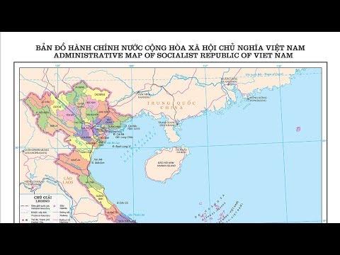 Việt Nam Có Bao Nhiêu Tỉnh? – Số Liệu Năm 2017 – Hỏi Đáp TV