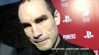 Aaron Farb POWERS Interview