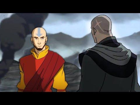 Аанг против Захира - Кто сильнее? Аватар: Легенда об Аанге / Корре