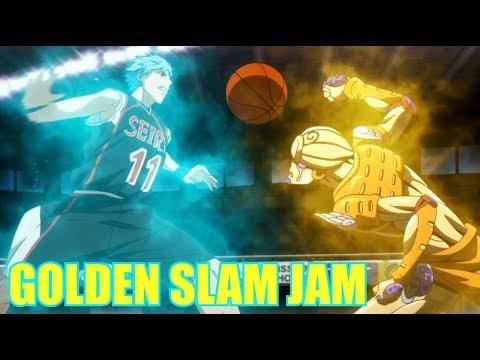 Kuroko's Bizarre Adventure | Golden Slam Jam