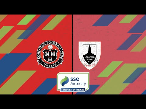 HIGHLIGHTS | Bohemians 1-1 Longford Town - SSE Airtricity Premier Division