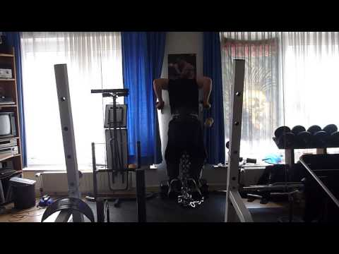 Miscellaneous Progressive Chain Workouts