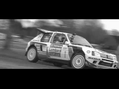 A chance to test drive a Group B Peugeot 205 T16