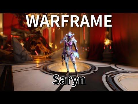 《Warframe》戰甲介紹─Saryn ( 2019字幕重製上傳
