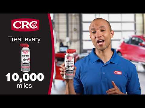 How to Clean Intake Valves On BMW Engines with CRC GDI IVD® Intake Valve Cleaner