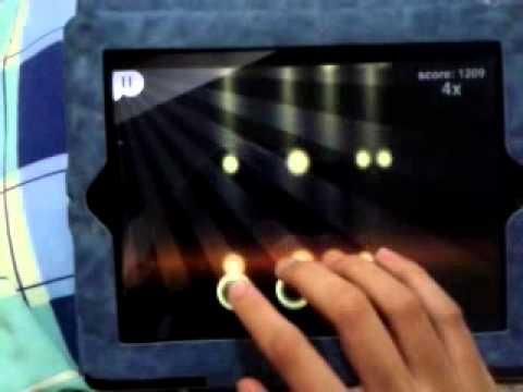 Magic Piano on iPad : Princess Charming by Megan and Liz (Hard mode)