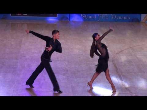 WDSF Open Junior 2 Latin Rumba Arseny Semenov - Natalia Karakotova