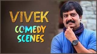 Vivek Comedy Scenes | Budget Padmanabhan | Anbe An