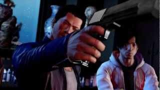 Sleeping Dogs E3 Trailer