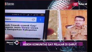 Pemkab Garut Turun Tangan Usut Grup Gay Pelajar SMP & SMA - iNews Sore 09/10