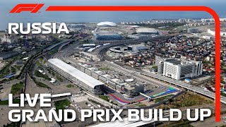 F1 LIVE: 2020 Russian Grand Prix Build Up