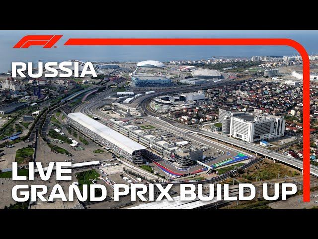 F1 LIVE: 2020 Russian Grand Prix Build Up