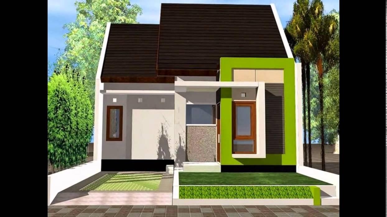 Desain Rumah Minimalis Type 36 Terbaru YouTube